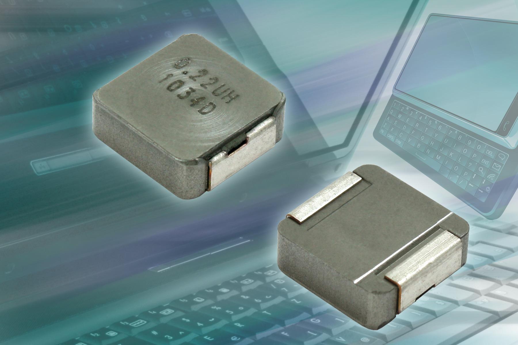 Vishay推出新款超薄IHLP小尺寸、高电流电感器