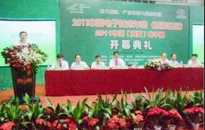 2011年中国(西安)电子展胜利闭幕