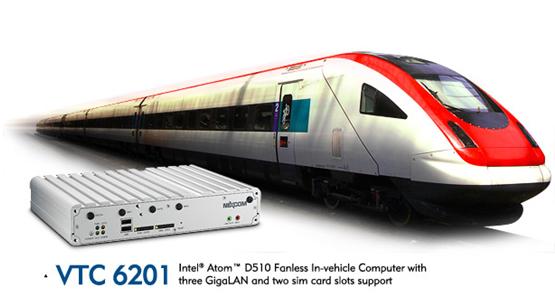 新汉:VTC 6201运输专用机加强铁路应用的信号连接