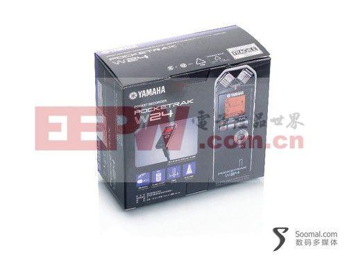 雅马哈 Pocketrak W24 便携录音机拆解