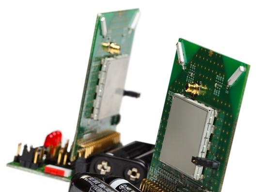 爱特梅尔推出新型低功率射频收发器