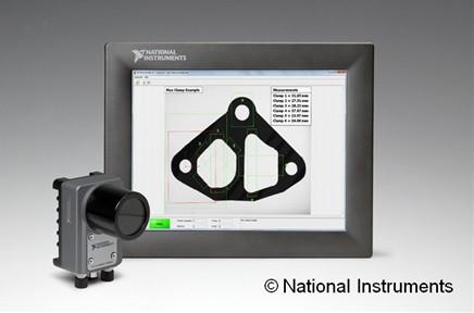 NI发布七款全新智能相机 扩大产品家族