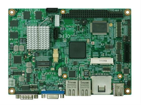 华北工控推出EPIC架构的嵌入式主板EMB-4670