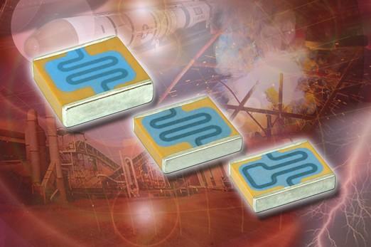 Vishay发布具有集成电阻的新款表面贴装MLCC