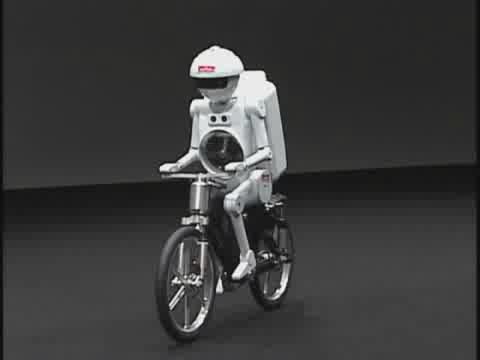 騎車機器人村田頑童、村田婉童的非凡技藝