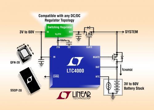 将 DC/DC 转换器改造为高性能的全功能电池充电器