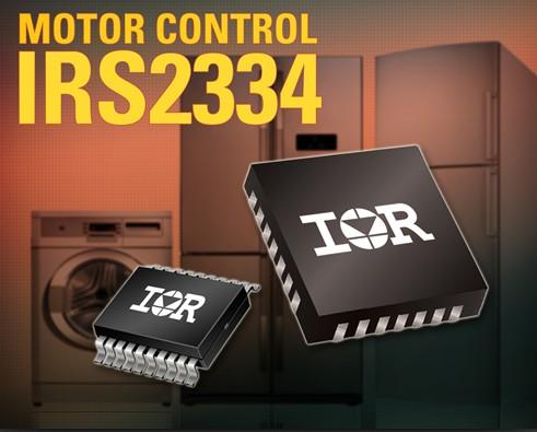 IR推出适合节能反相电机驱动应用