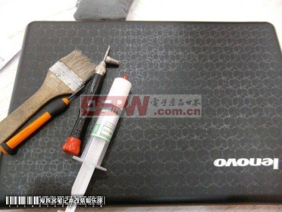 拆客原创:联想lenovo Y450笔记本拆机图文攻略