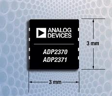 ADI调节器改善便携式电子设备功效比