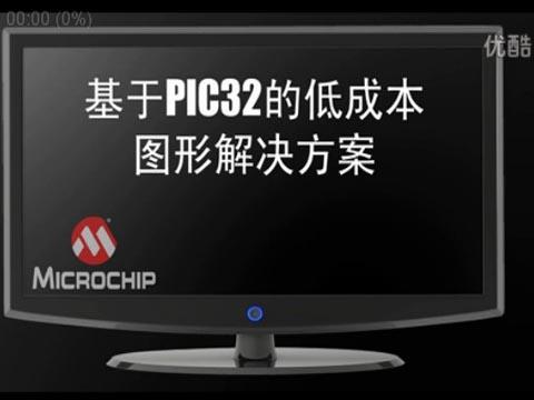 基于PIC32的低成本图形解决方案