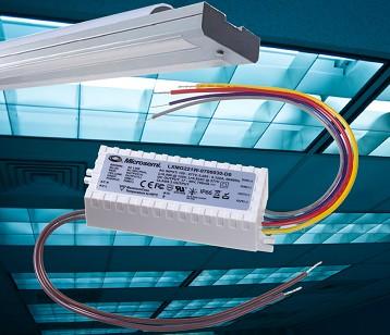美高森美推出一款新型可调光LED驱动器模块