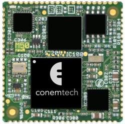 Conemtech推出小型化IEEE 1588装置–M50-34模組