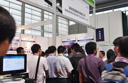 世强电讯亮相2012便携产品创新技术展