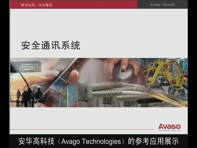 安华高科技安全通讯系统