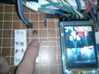 """liklon""的 RL78/G13 开发板做的DIY MP3的播放暂停,下一首,上一首功能测试视频"