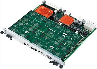 艾默生网络能源推出ATCA媒体处理刀片系统
