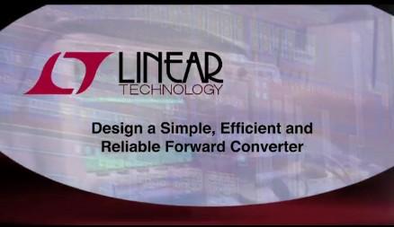 设计一款简单、高效和可靠的正激式转换器