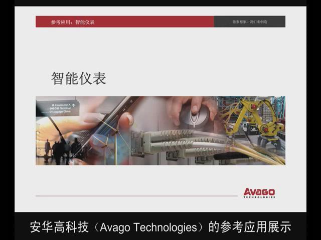 安华高科技智能仪表