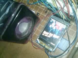 """""""liklon""""的 RL78/G13 开发板做的mp3播放功能视频"""