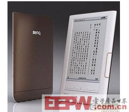 BenQ nReader K60电子书拆解分析