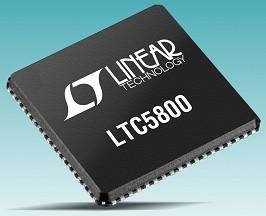 凌力尔特推出SmartMesh  LTC5800和LTP5900系列