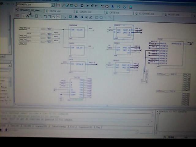 zxk236350893 的FPGA DIY电子钟 & 数码管视频