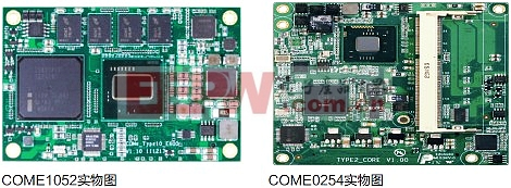 嵌入式计算机模块(COM Express)设计