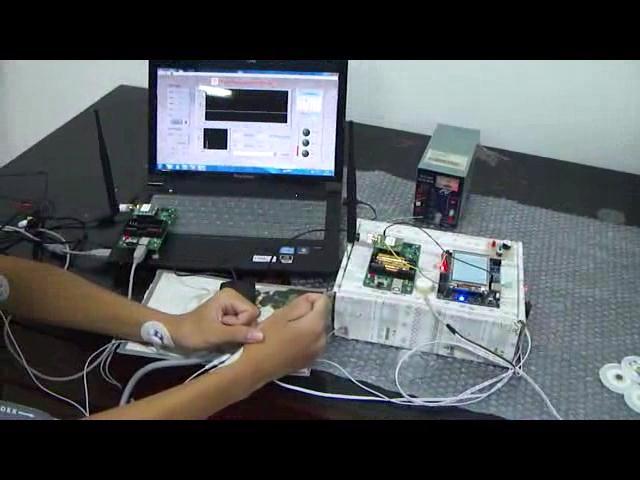 基于Zigbee技术的无线医疗监护系统