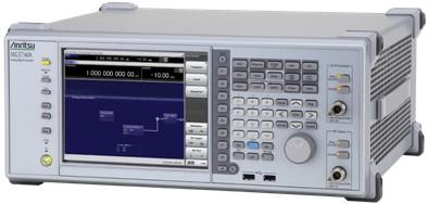 安立发布模拟信号发生器MG3740A