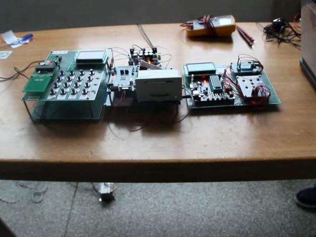 实用型无线点菜机系统