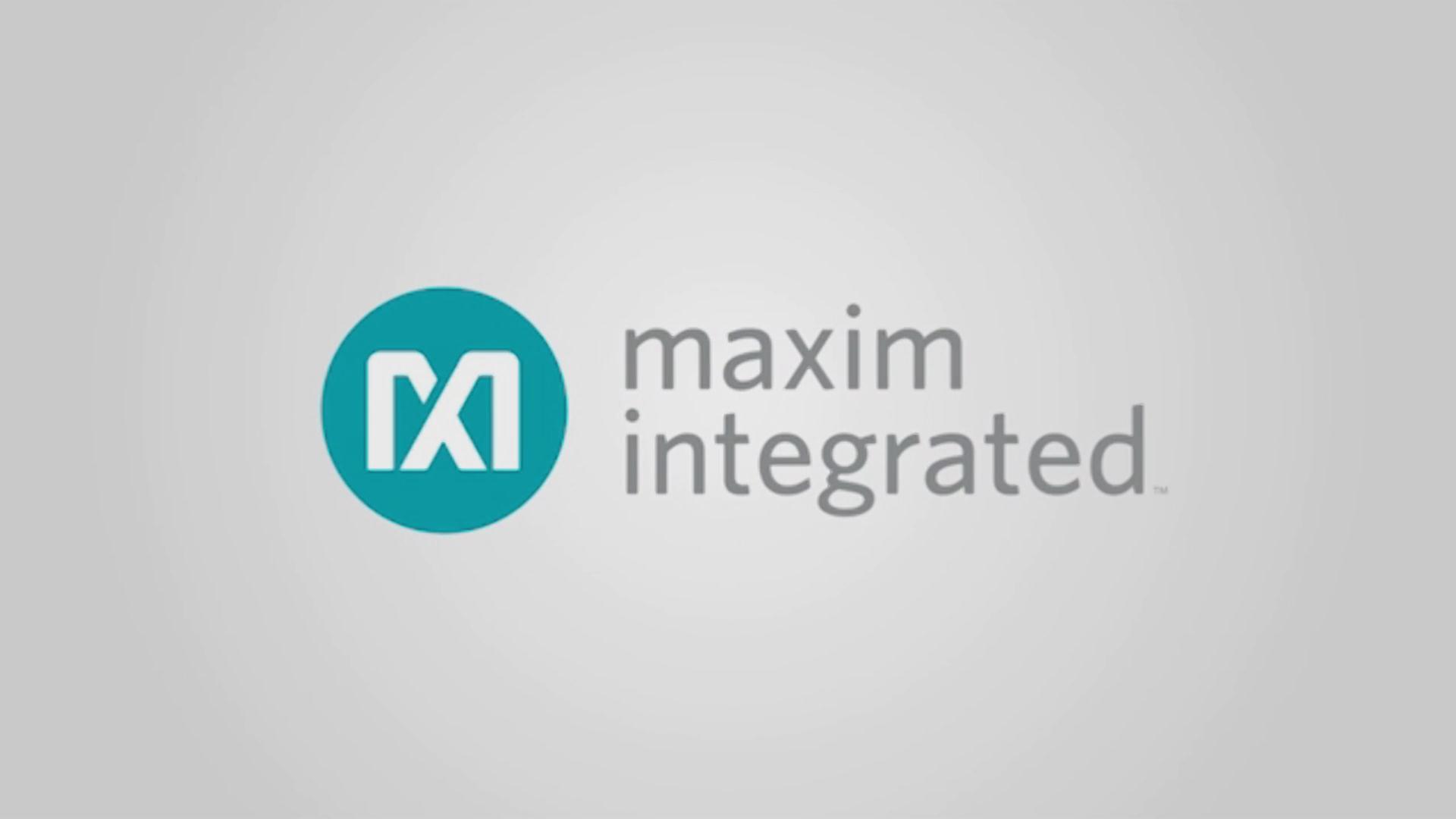 MAX98355/MAX98356数字输入扬声器放大器