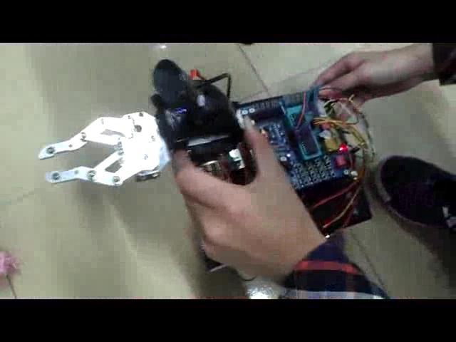 WIFI智能小车机器人