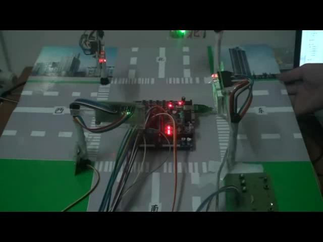 智能交通灯