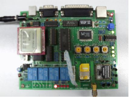 物联网单片机嵌入式控制器