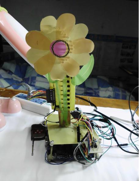太阳能采集控制系统