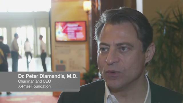Peter Diamandis:创新是如何产生的