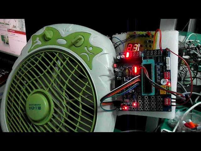 无线红外遥控电风扇