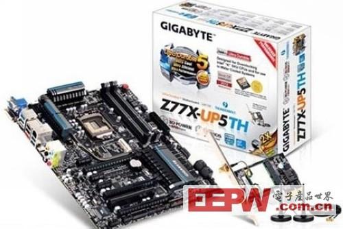 技嘉Z77X-UP5TH主板评测