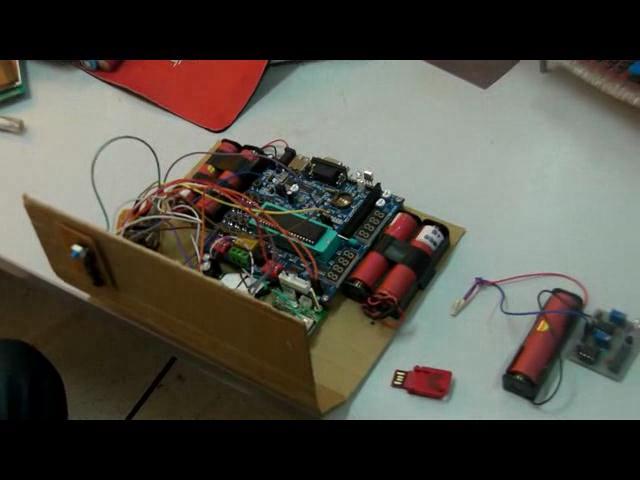 电子导游系统设计