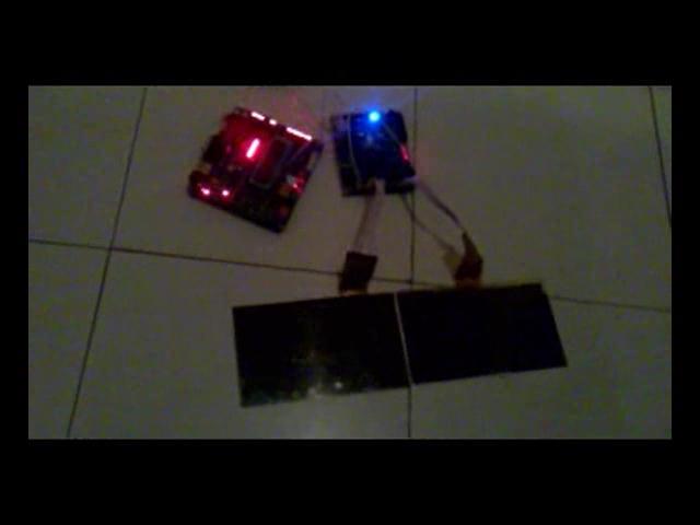 折叠式超薄无线键盘(Ikey)