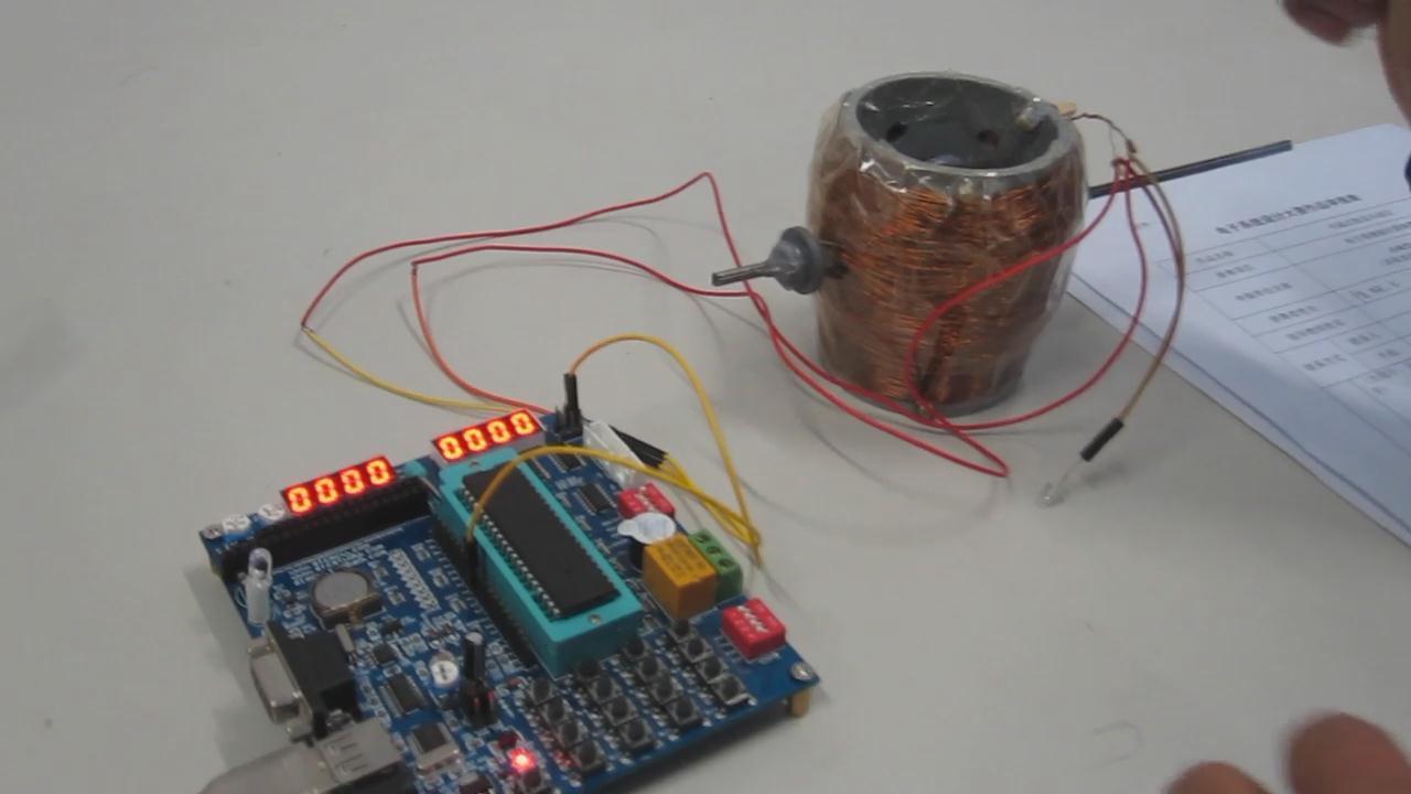 电磁式数显风速仪