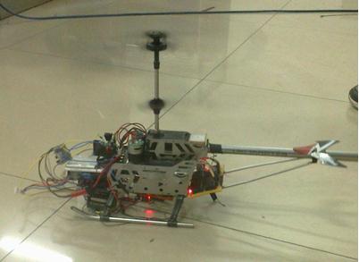 基于GPS的自动巡航飞机