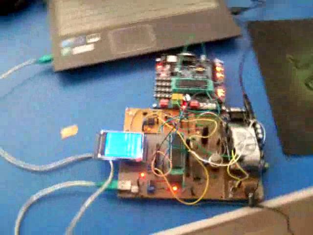 基于GSM模块TC35的智能家庭及门控安防系统设计