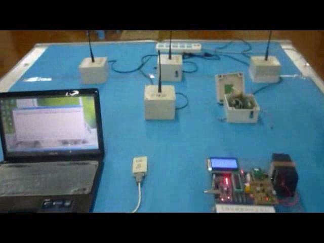无线传感器网络数据采集系统