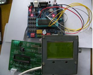 基于IAP15F2K61S2单片机的多路温度巡检装置
