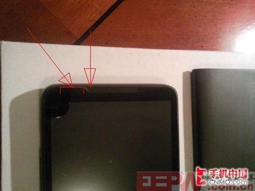 4.3寸超强PPC HTC Leo真机拆解