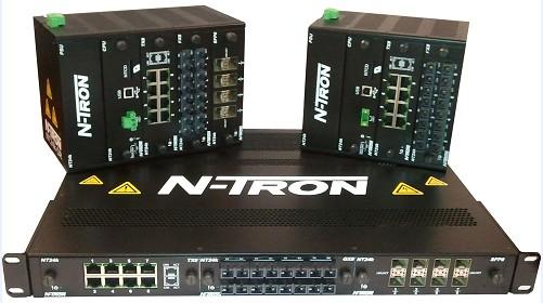 红狮藉模块化网管型千兆以太网交换机为工业网络注入多功能性