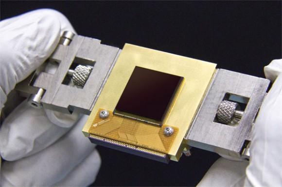 NASA小行星追踪传感器研究获得进展