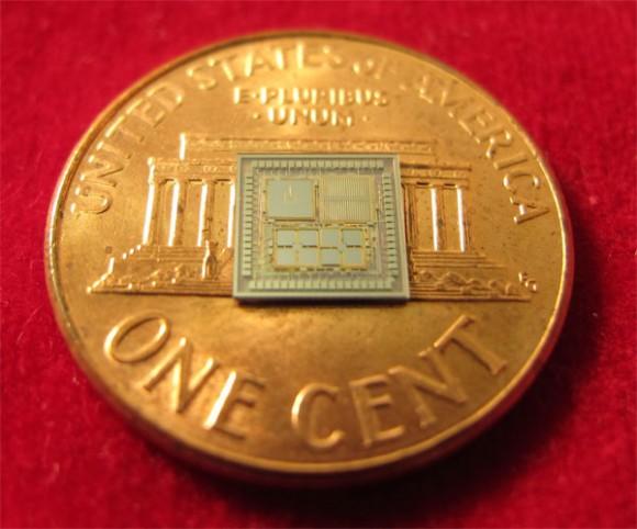 DARPA研发出无需GPS卫星的TIMU定位芯片