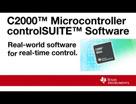 TI C2000™ 微控制器